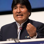 Evo Morales, From FlickrPhotos