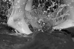 Dipping my toes in (Sian74) Tags: