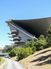 Estadio Municipal de Braga (Julio Ferrer Pieiro) Tags: portugal braga eduardosoutodemoura estadiodebraga