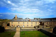 Citadelle de Port-Louis (BrigitteChanson) Tags: brittany bretagne breizh monuments morbihan citadelle portlouis