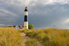 2014 69/100: Big Sable Point Lighthouse!