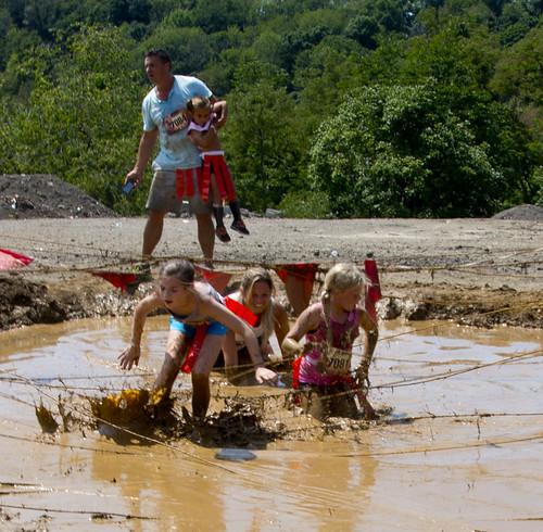 monster race fun pittsburgh mud zombie run undead 5k