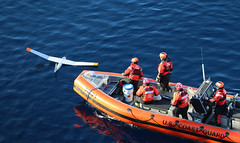 Using unmanned aircraft to detect oil spills