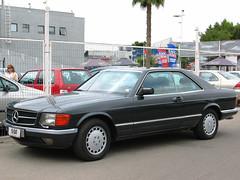 Mercedes Benz 500 SEC 1985 (RL GNZLZ) Tags: mercedesbenz coupe sclass 500sec secclass mercedesbenzsec