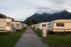 Caravans of Nziders (grapfapan) Tags: camping mountains alps austria sterreich vorarlberg