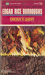 tarzan-QUEST-1936-1964 (The Holding Coat) Tags: tarzan edgarriceburroughs ballantine richardpowers