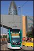 TRAM - Trambesòs 211.06 (Xavi BF) Tags: barcelona tram v catalunya xavier alstom tramway diada strassenbahn independencia tranvia plaça 211 villamos 11s senyera 11desetembre трамвай tramvia glòries bayod 21106 farré električka trambesòs strasenbahn plaçadelesglòries canoneos60d efs18135mmf3556isstm xavierbayod xavierbayodfarré