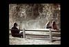 ss10-44 (ndpa / s. lundeen, archivist) Tags: park color film boston 1971 massachusetts nick slide lagoon slideshow 1970s parkbench publicgarden bostonians bostonian dewolf pipesmoker nickdewolf photographbynickdewolf slideshow10