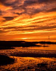 Rock Harbor Sunset 2 (CapeCawder) Tags: sunset capecod rockharbor orleansma lightroompresets