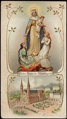 Notre Dame de Montligeon (ehem. Diether Petter) Tags: marie sainte image maria madonna mary holy virgin card notre dame mutter virgen carte santino jungfrau heilige vierge heiligenbild gottes gottesmutter schreibman andachtsbild heiligenbildchen andachtsbildchen pieuse montligeon heiligenprentje