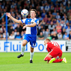 "Bristol Rovers v FC Halifax 300814 • <a style=""font-size:0.8em;"" href=""https://www.flickr.com/photos/125622569@N04/15091999152/"" target=""_blank"">View on Flickr</a>"