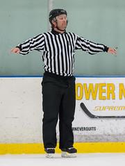 Referee Eric Banks (mark6mauno) Tags: ice hockey referee nikon eric lakewood nikkor banks the d4 rinks nikond4 ericbanks therinks 300mmf28gvrii lakewoodice therinkslakewoodice