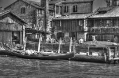Shipyard (AdjaFong) Tags: italy venedig venetia