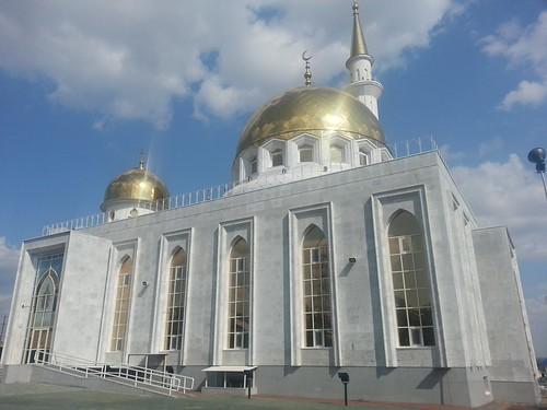 Central mosque ©  bibitalin