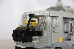 IMG_8126 (lbeence) Tags: war lego bell vietnam huey helicopter uh1