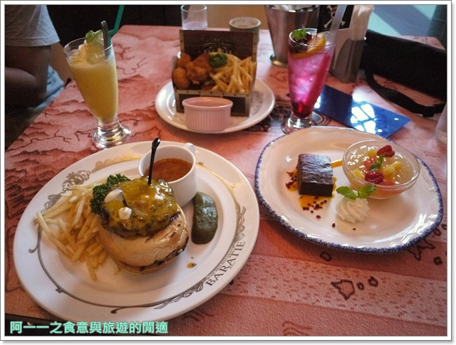 日本東京台場美食海賊王航海王baratie香吉士海上餐廳image024