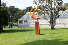 SUNBURST BY AYELET LALOR - SCULPTURE IN CONTEXT 2014 Ref-4572