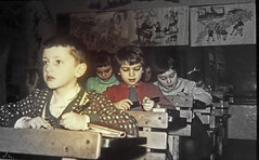 School 1960 (Peter Schüler) Tags: school pencil flickr schule 1960 anno füller peterpe1