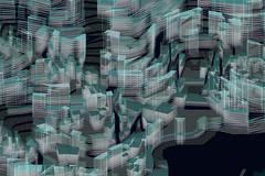 PrtSc_v10b_fr90_north-Zoom (trevor.patt) Tags: landscape mesh geometry beijing cellular thesis generative grasshopper python recursive hillside urbanism computational ecological automata axonometric epfl parametric associative halfedge masterplanning qlhz