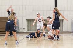 DAVE6938 (David J. Thomas) Tags: sports athletics basketball women naia americanmidwestconference semifinals lyoncollege scots columbiacollege cougars batesville arkansas