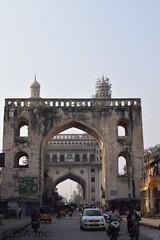 DSC_0789-min (Dastan-E-Hyderabad) Tags: charminar hyderabad nizam qutub shahis