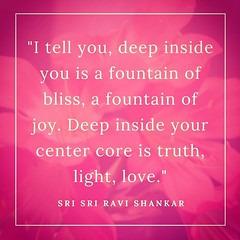 Words of wisdom from Sri Sri Ravi Shankar #wordsofwisdom... (justlifelessons) Tags: life lessons wordsofwisdom quote day quotes thoughtoftheday thoughts lessonslearned li