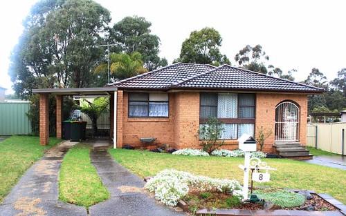 8 Ariel Pl, Rosemeadow NSW 2560