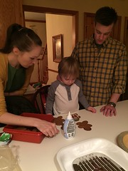 "Paul Makes Gingerbread Men with Tessa and Davy • <a style=""font-size:0.8em;"" href=""http://www.flickr.com/photos/109120354@N07/32957407012/"" target=""_blank"">View on Flickr</a>"
