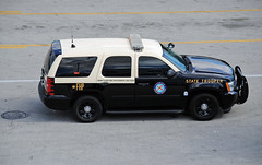 Florida Highway Patrol (Infinity & Beyond Photography) Tags: florida highway patrol suv state trooper police car vehicle fhp chevrolet chevy tahoe