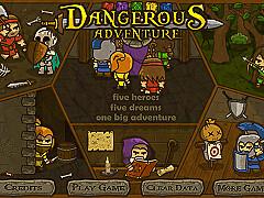 危險之旅(Dangerous adventure)