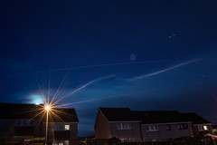 ISS flying over Shotts (Craig Clark Photography) Tags: longexposure scotland nikon iss lanarkshire shotts d3200