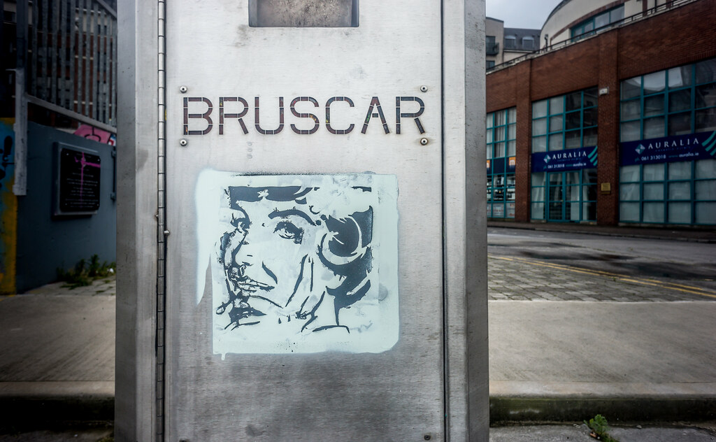 STREET ART AND GRAFFITI IN LIMERICK CITY