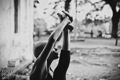 IMG_0363-EditChristineHewitt_YogicPhotos (yogicphotos) Tags: woman india heron yoga closeup sarah women stretch mysore asana flexible christinehewitt blackandshite krounchasana heronpose yogaphotography yogaphotographer yogicphotos