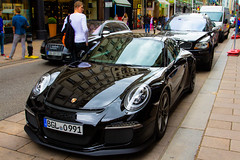 Finally Back. (NicklasD Photography) Tags: summer germany fire track hamburg lel german porsche beast racer supercars 991 gt3