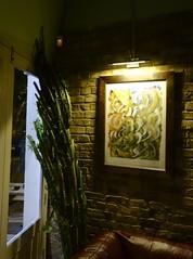Copper Kettle (anthonyfalla) Tags: art artwork pub kettle anthony falla copperkettle anthonyfalla workpaintingswallsbricksurbitonlondonlondon pubsurbitonpub