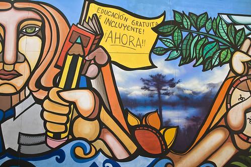 From flickr.com: Long Live Bolivarian Revolution {MID-146661}