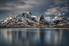 [ ... raftsund ] (D-P Photography) Tags: norway canon landscape nd lofoten raftsund northernnorway ndgrad dpphotography bigstopper longtimeexpsure