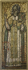 St Oliver Plunkett (Lawrence OP) Tags: westminster saint cathedral mosaic martyr armagh archbishop borisanrep stoliverplunkett