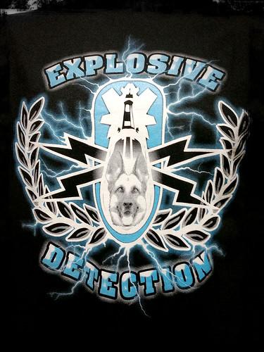 K9 - Explosive (Back)