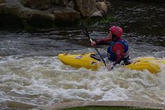 The weekend starts here (spikeybwoy - Chris Kemp) Tags: fun boat whitewater weekend paddle canoe activity teesside tees teesbarrage rivertees