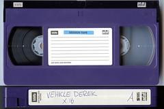 HHB ADAT Cassette (Cassetter) Tags: digital tape data recording vhs adat vehiclederek magnetictape