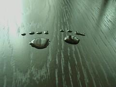 Footprints (silva.antoniopedro) Tags: water gua reflections footprints pegadas