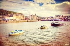 Oban-Harbour (Ray Devlin) Tags: harbor scotland nikon argyll shift oban tilt habour d800 bute