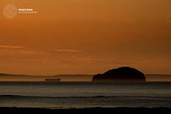 Belhaven Bay (MacLeanPhotographic) Tags: sunset sea scotland fujifilm dunbar bassrock belhaven eastlothian belhavenbay lee09ndgrad
