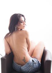 Boudoir (Larissa Andressa) Tags: woman naked nude boudoir