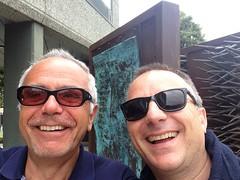 Cesare ed Antonio - 30 giugno 2014 (cepatri55) Tags: antonio magi 2014 cesare cepatri cepatri55