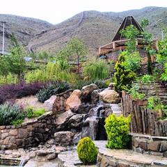 (Peiman Daneshvar) Tags: trees mountain green water rain waterfall iran stones tehran    absharetehran