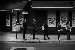 Bernata (chrisborrel) Tags: street blackandwhite bw argentina buenosaires streetphotography streetphoto streetphotographer streetpics
