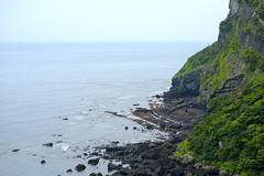 (fkluger) Tags: mountain green slr nature island nikon g south 85mm korea full shore frame nikkor 18 fx jeju afs jejudo d600