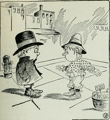 "Image from page 52 of ""Caricature; wit and humor of a nation in picture, song and story"" (1911)"